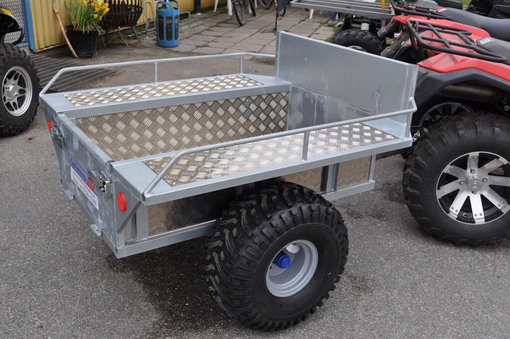 Gårdsvagn Exklusiv med alu